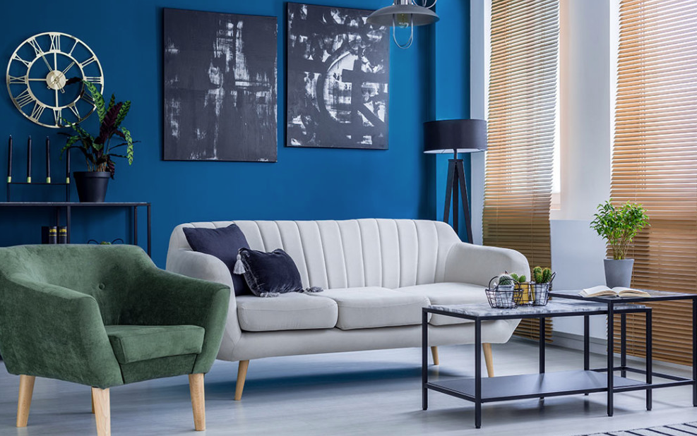 Choosing the Perfect Paint Colour For Your Living Room
