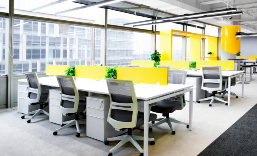 Paint Your Office Space