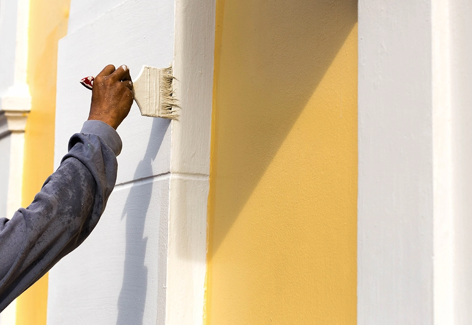 Paint Prices – Painting An Exterior Wall